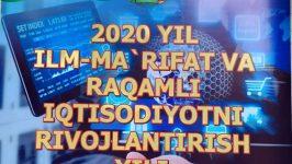 Узбекский язык на новом этапе развития