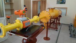 Модернизирована лаборатория поверки промышленных газовых счетчиков