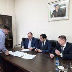 Rossiya-O'zbekiston metrologlari ishchi guruhi  hamkorligi doirasida
