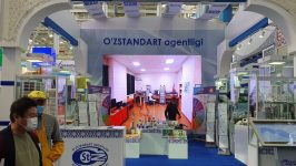 "The Uzbek national institute of metrology participated in the exhibition ""Made in Uzbekistan"""