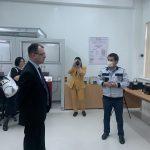 Делегация «Росстандарт» посетила УзНИМ