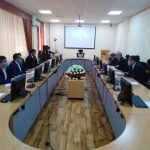 Prospects for the training of qualified specialists were discussed