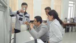 Tajik metrologists are improving qualification in Uzbekistan