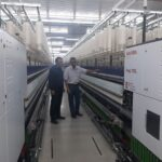"Metrologists visited the ""Kitab ip yigiruv"" enterprise"