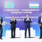 Вчера в Ташкенте, в преддверии визита Президента Туркменистана в Республику Узбекистан, состоялся Узбекско-Туркменский экономический форум